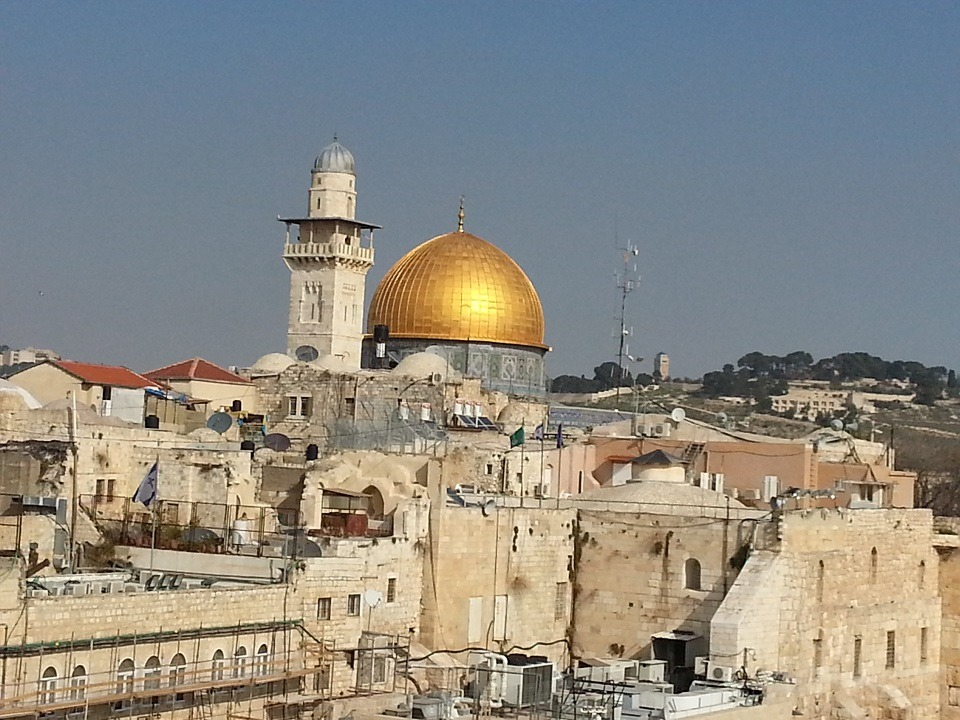 Jerusalem-Dome-of-Rock-Aqsa-mosque