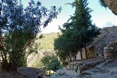 The-cliff-in-Battir-village