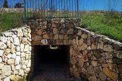 Tunnel-under-the-railway-in-Battir