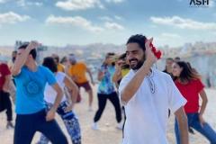 Sharaf-photo-Jerusalema-dance