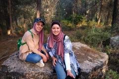 Hiking-Palestine