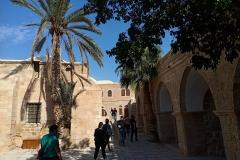Courtyard-of-Nabi-Musa-Maqam