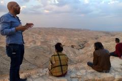 Kamal-in-desert