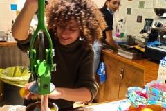Amani-making-juice