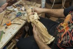 Elias-Abu-Zuluf-olive-wood-carving-Palestine