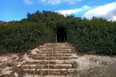 Entrance-burial-Sidonian-cave-Tel-Maresha