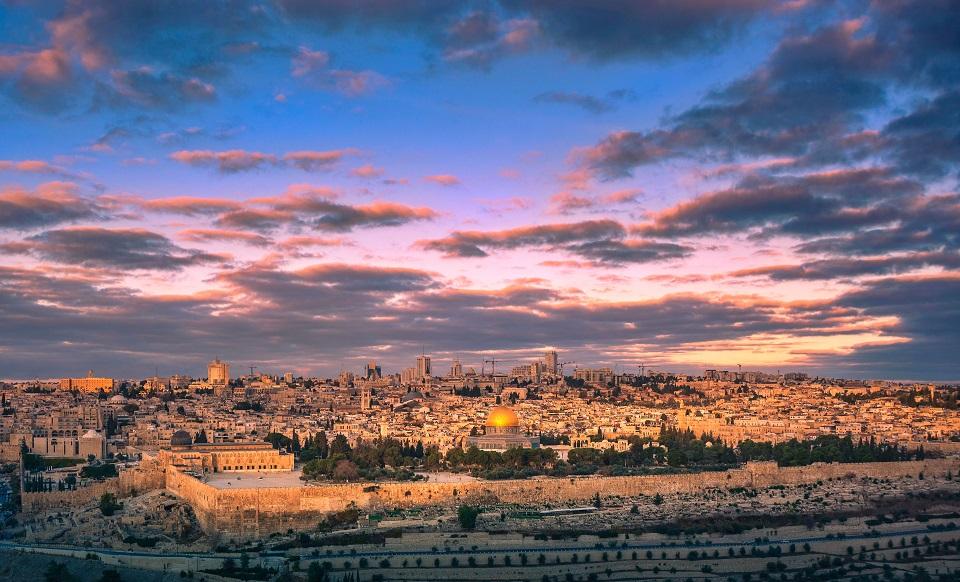 Names Jerusalem